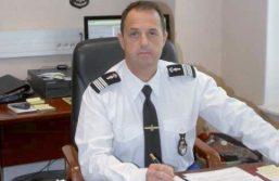 Colonel Bruno Manin, directeur de l'Oclaesp