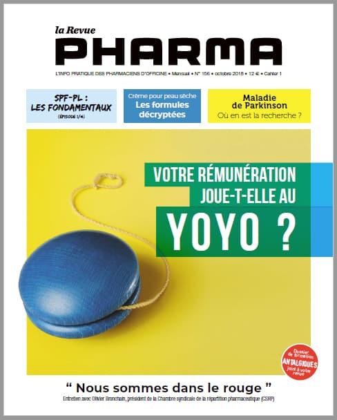Revue Pharma - N° 156