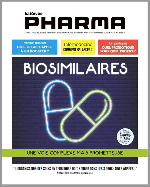 Revue Pharma - N° 157