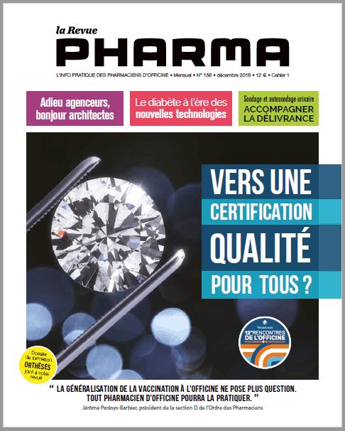 Revue Pharma - N° 158