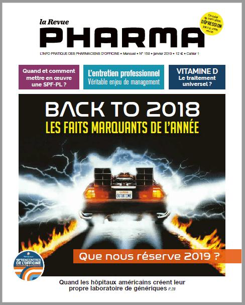 Revue Pharma - N° 159