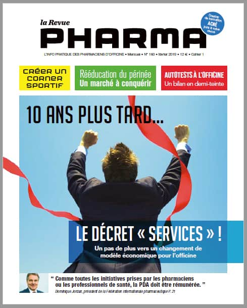 Revue Pharma - N° 160
