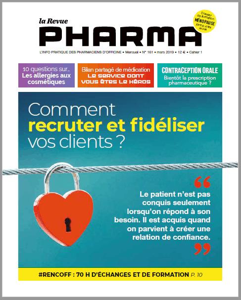 Revue Pharma - N° 161