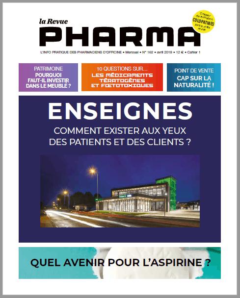 Revue Pharma - N° 162